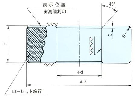 マスターリングゲージ 治具設計 精密加工 測定具